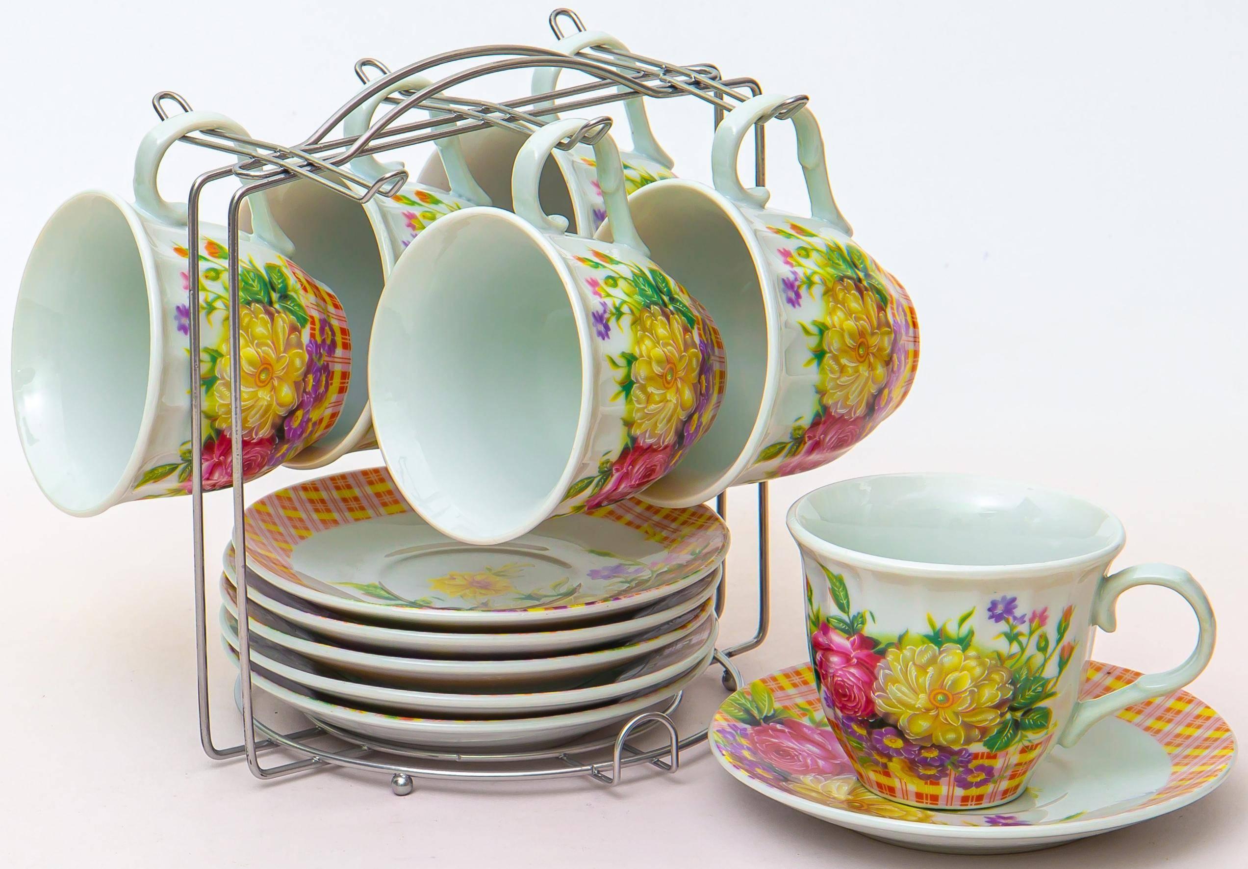 6 основных сортов чая