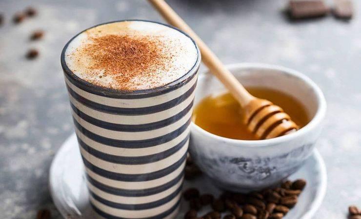Польза кофе с медом, рецепты. кофейные коктейли с медом.