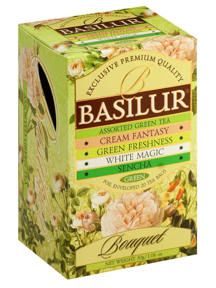 """Чай """"базилур"""" - элитный чай с острова цейлон в сувенирной упаковке"""