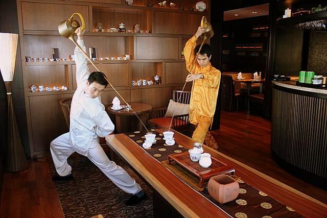 Китайская чайная церемония гунфу ча, правила проведения