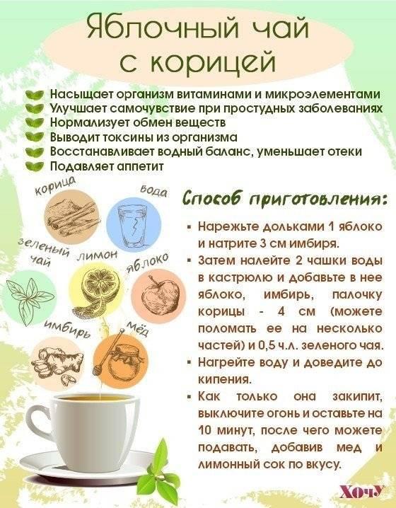 Какой чай укрепляет иммунитет: лучшие рецепты