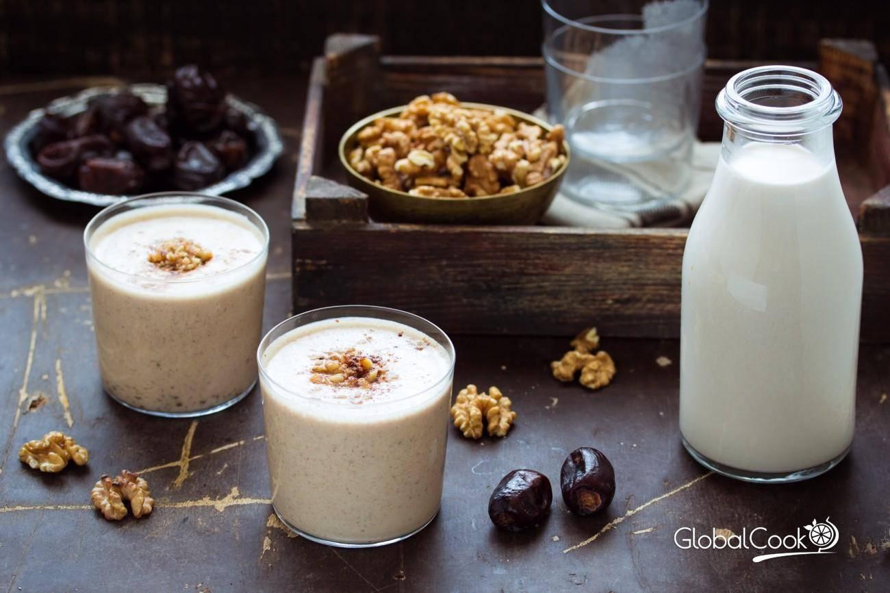 От кашля молоко с кедровыми орешками и шишкой