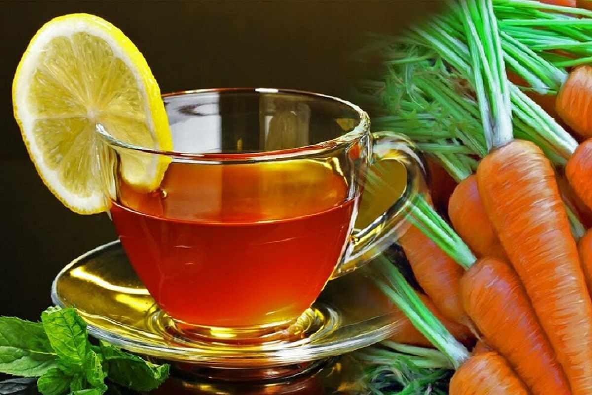 ✅ морковный чай как приготовить польза и вред - питомник46.рф