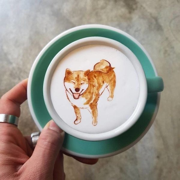 Какие бывают кружки для приготовления кофе: эспрессо, макиато, латте