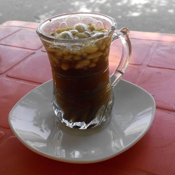 Тунисский чай с кедровыми орешками | великий чайный путь
