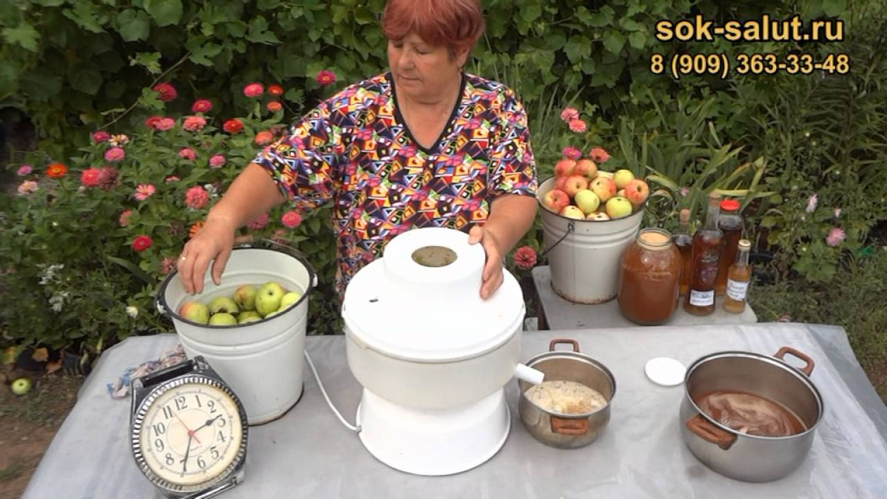 Яблочный сок в домашних условиях без соковыжималки, как сделать заготовку на зиму, видео