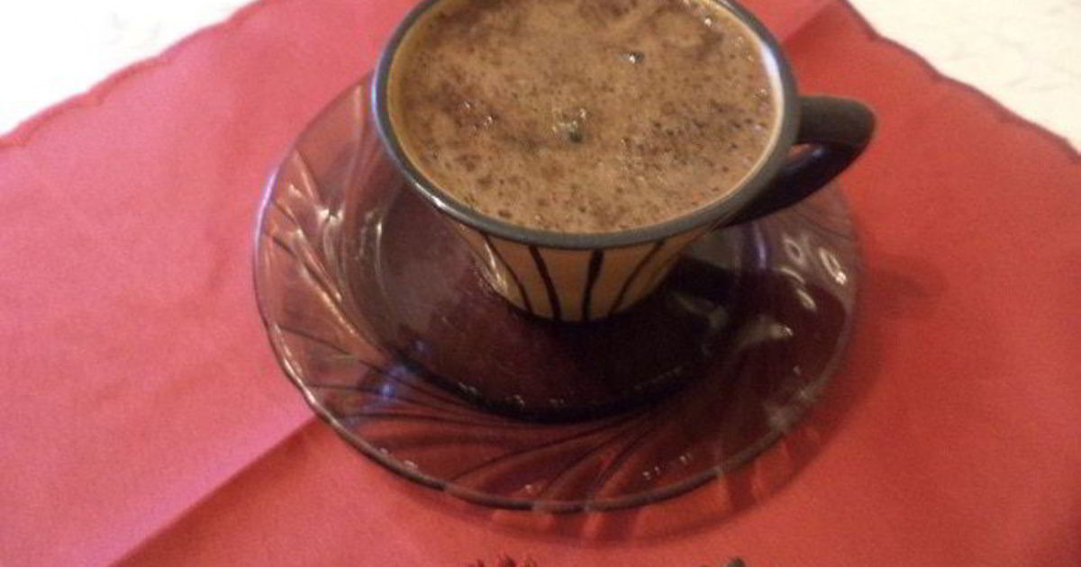 Коктейль caribbean coffee карибский кофе