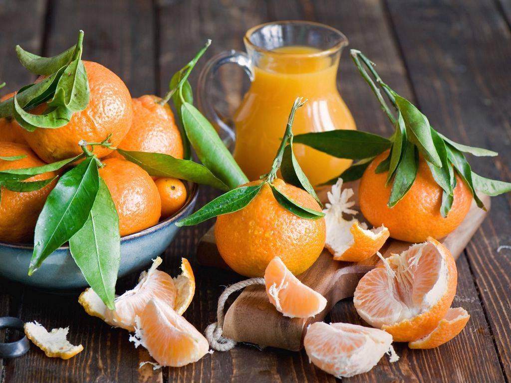 Компот из мандаринов - простые рецепты с яблоками, апельсинами, клюквой и на зиму