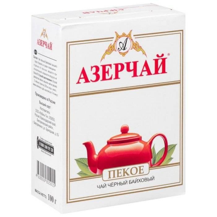 Классификация чая по различным его характеристикам