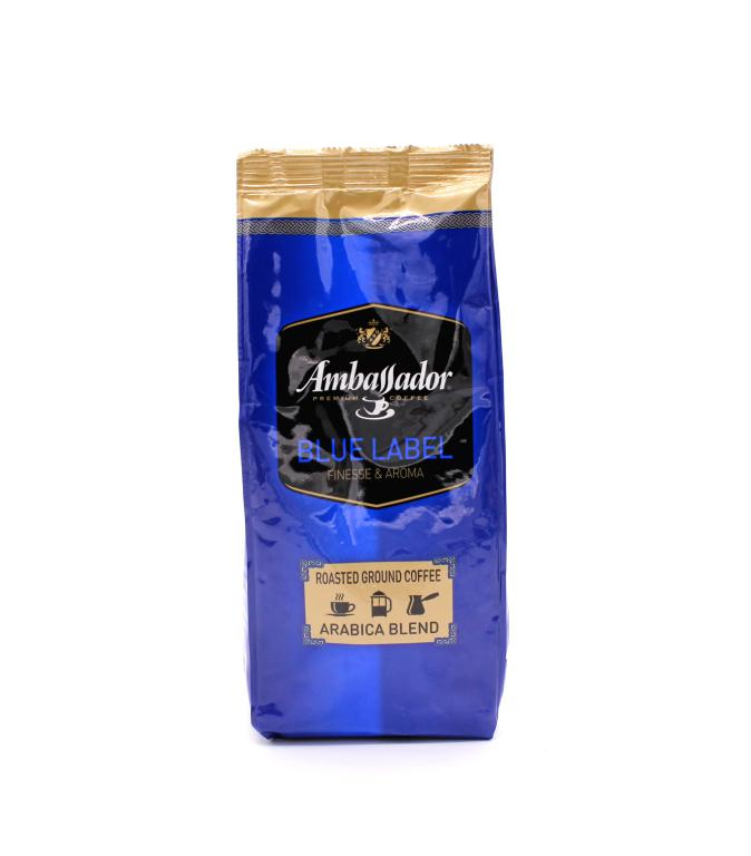 Кофе в зернах ambassador milano (1 кг) — цена, купить в москве