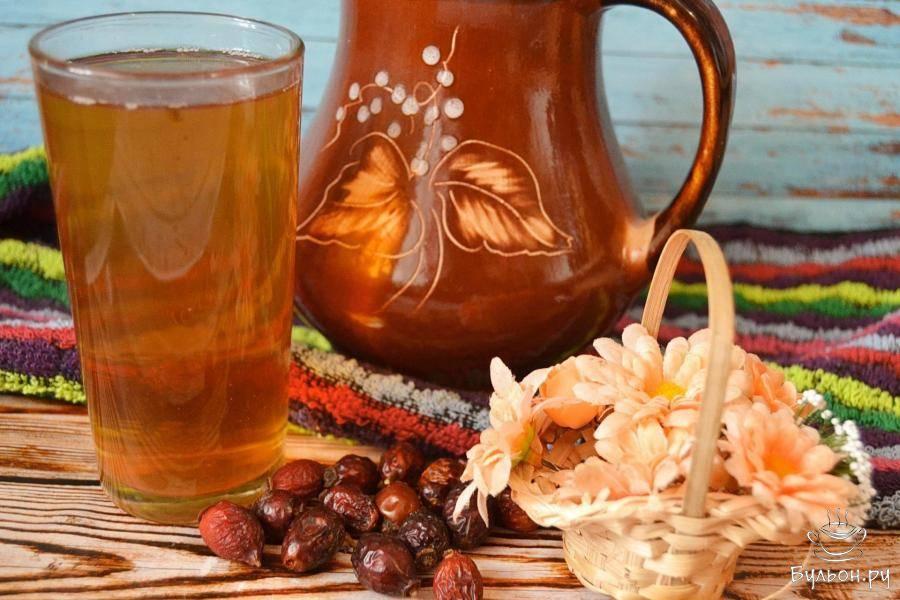 Кисель из шиповника. 100 рецептов блюд, богатых витамином с. вкусно, полезно, душевно, целебно