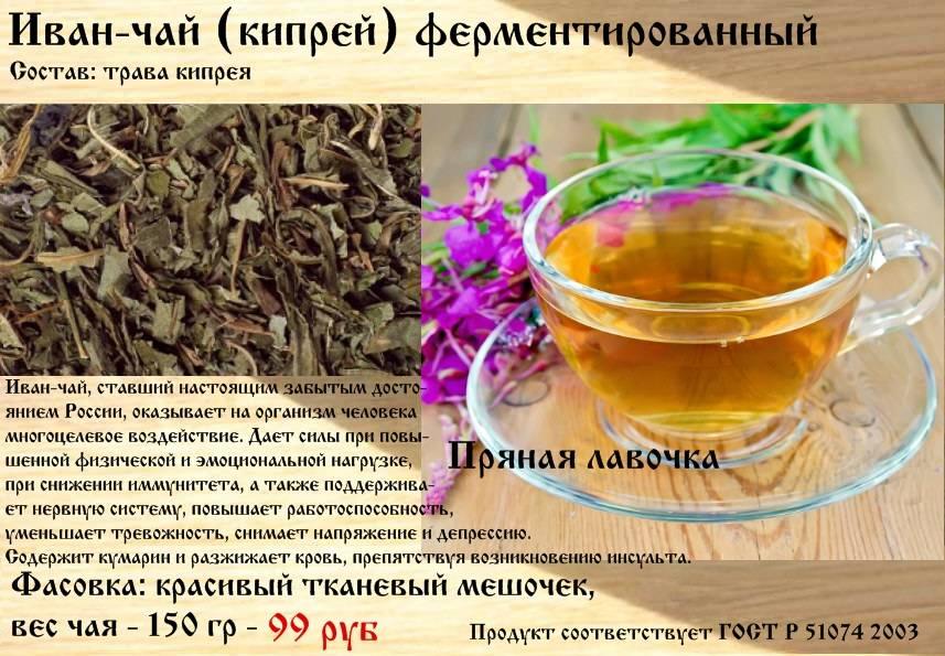 Курильский чай