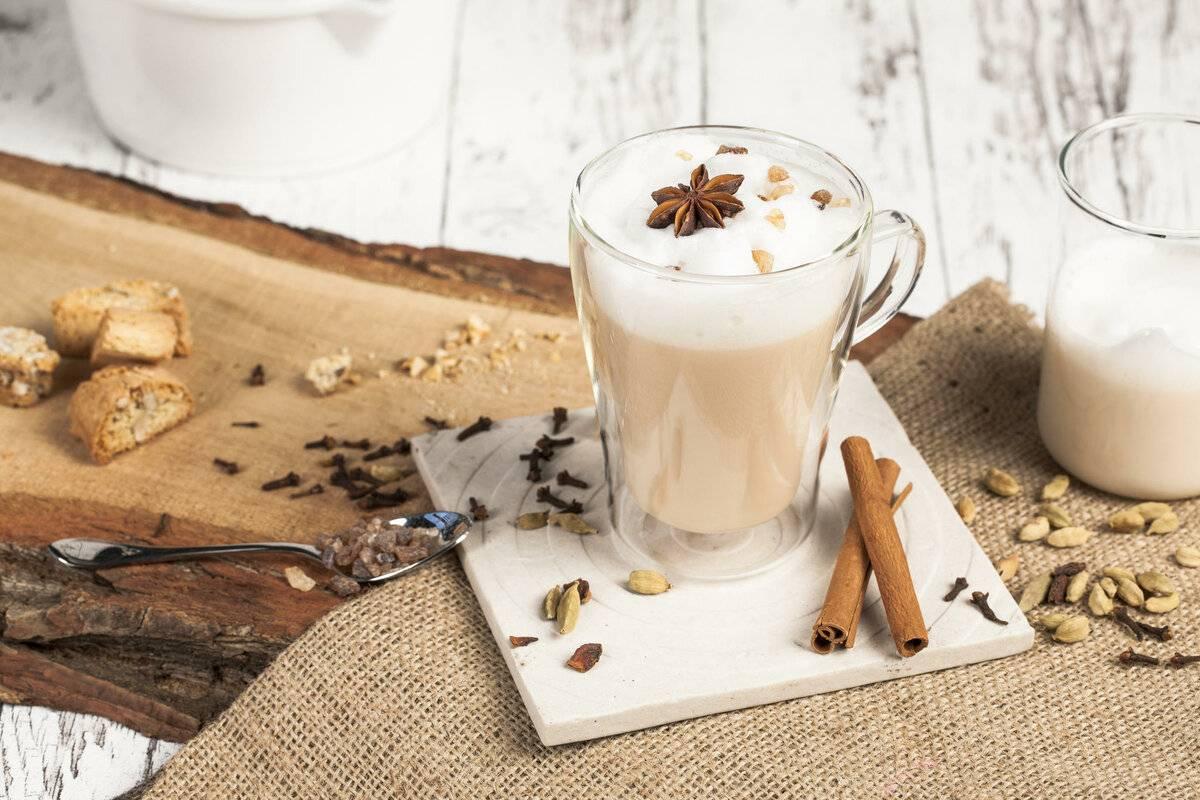 Пряный чай-латте «старбакс»: рецепт