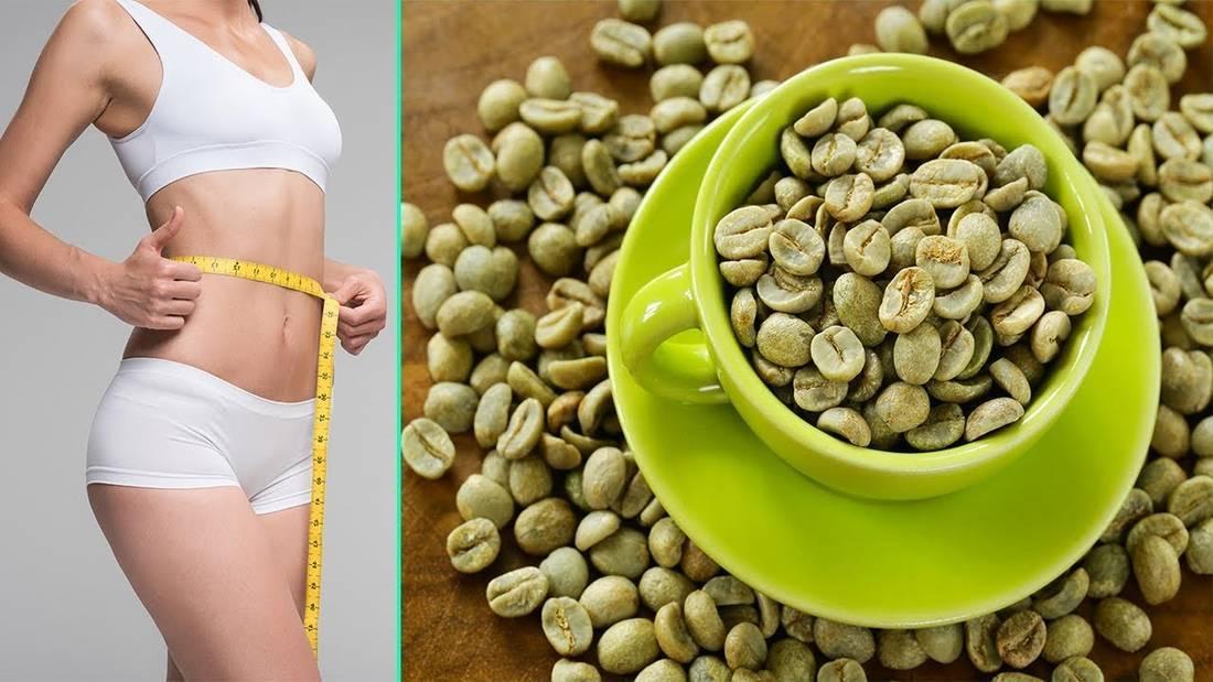 Зеленый кофе для похудения в зернах: отзывы, экстракт для худеющих, чем полезен