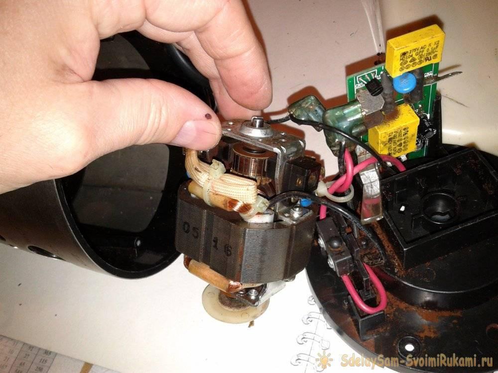 Как снять нож с кофемолки: её разбор и починка