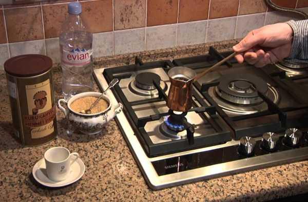 Как приготовить кофе на плите - wikihow