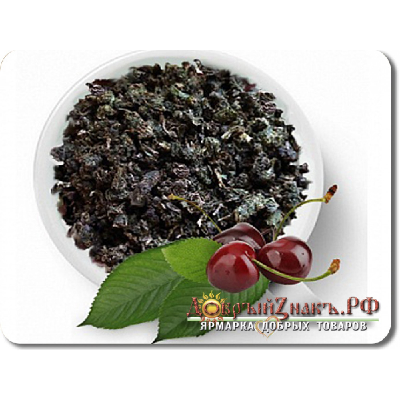 Ферментированный чай из листьев вишни: польза и вред