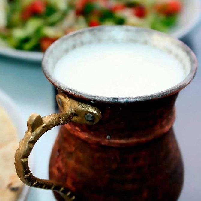 Турецкий напиток боза: что это, польза и вред, как готовить