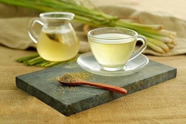 Лемонграсс как использовать. черный чай с лемонграссом