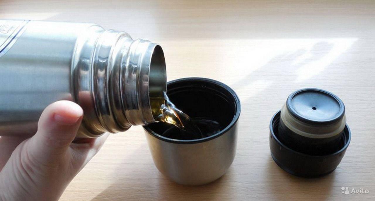 Как очистить термос от чая, накипи и других загрязнений?