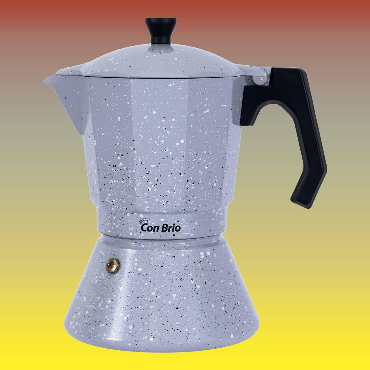 Гейзерная кофеварка для индукционной плиты: выбор, лучшие модели