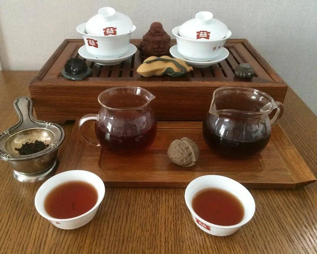 Чай пуэр, как правильно заваривать и пить, виды и польза