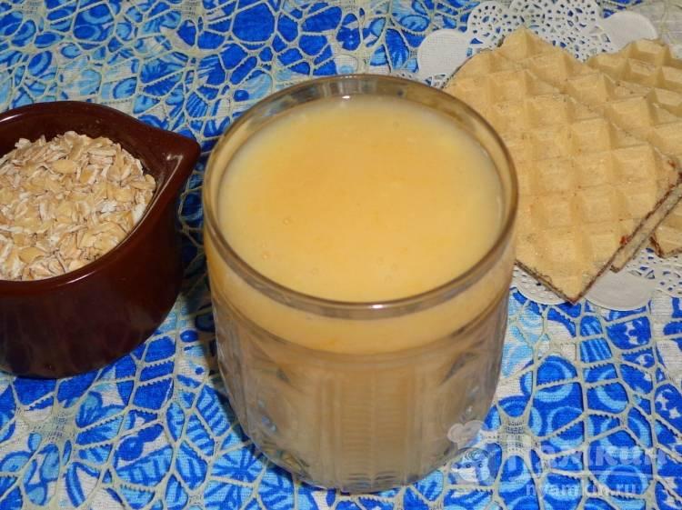 Овсяный кисель для похудения: пошаговый рецепт быстро и просто от марины выходцевой