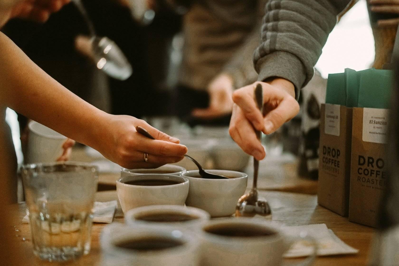 Каппинг — профессиональный метод оценки качества кофе