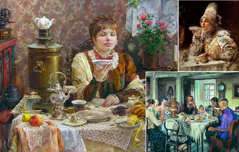 Русское чаепитие: что это, особенности традиции и ее атрибуты