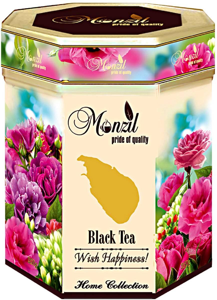 Черный листовой чай