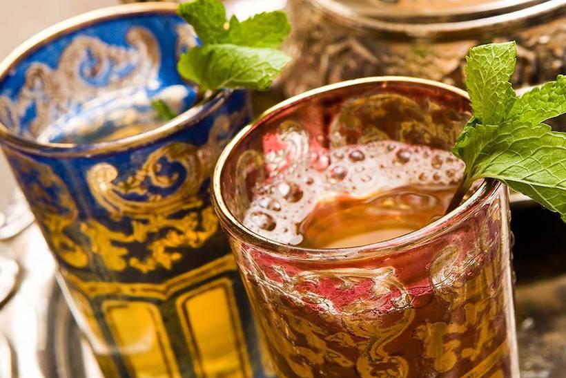 Марокканский чай: описание, способы заваривания