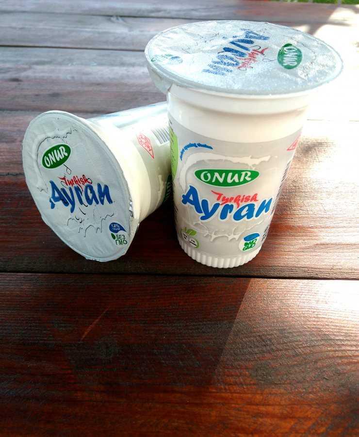 """Польза и вред кисломолочного напитка айрана турецкого, магазинного, на ночь – портал """"стань лучше"""""""