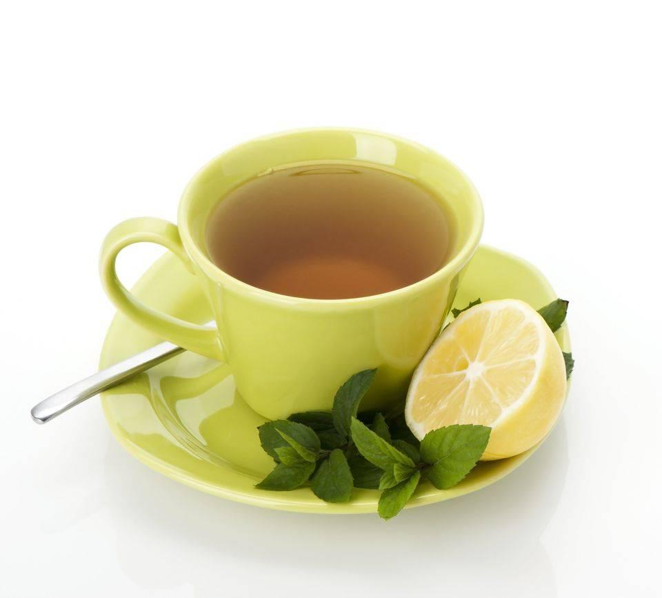 Зеленый чай с лимоном польза и вред - здоровое тело
