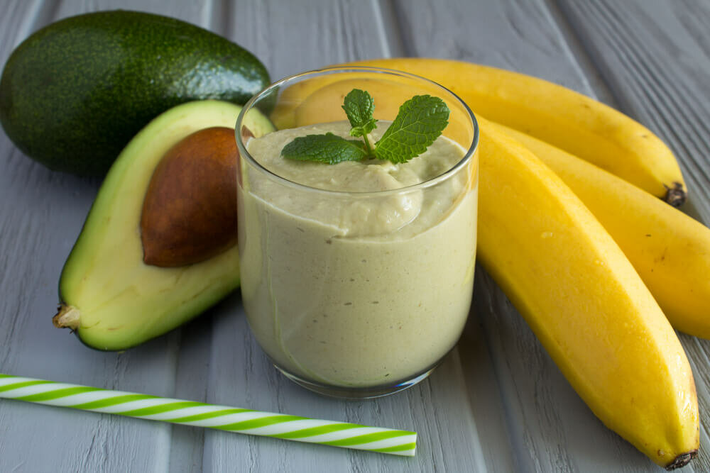 Смузи с киви и бананом рецепт с фото пошагово - 1000.menu