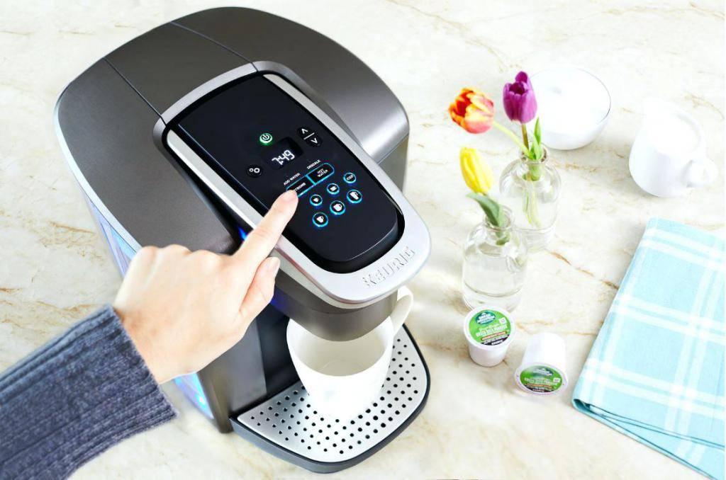 Чистка кофемашины от накипи в домашних условиях
