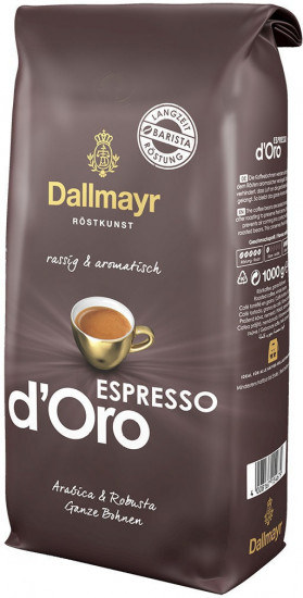 Кофе dallmayr (даллмайер) - производство, бренд, ассортимент, цены