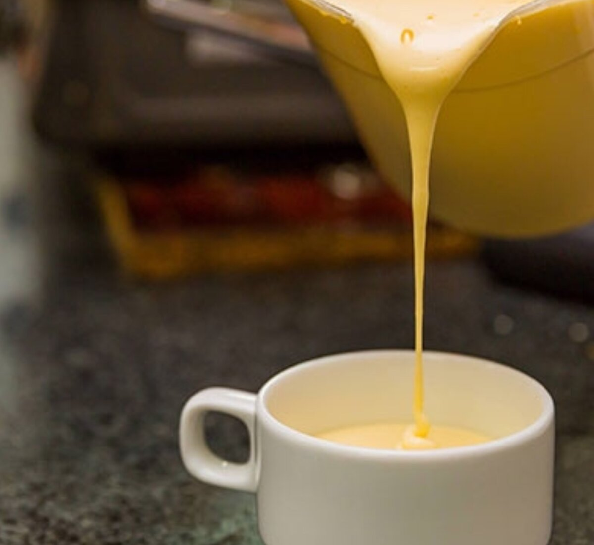 Яичный кофе | все очень просто