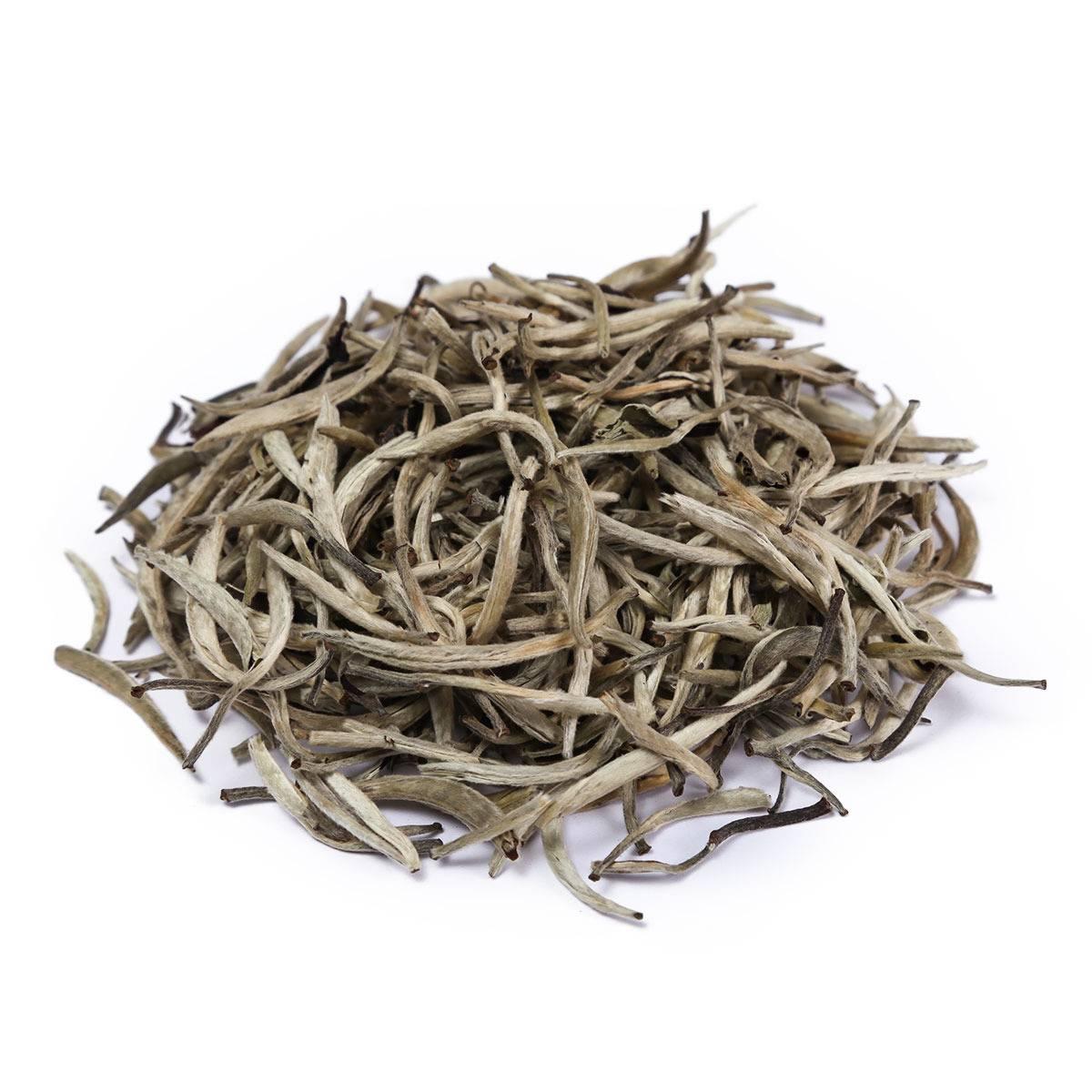Свойства чая Бай Хао Инь Чжень, его вкус и аромат