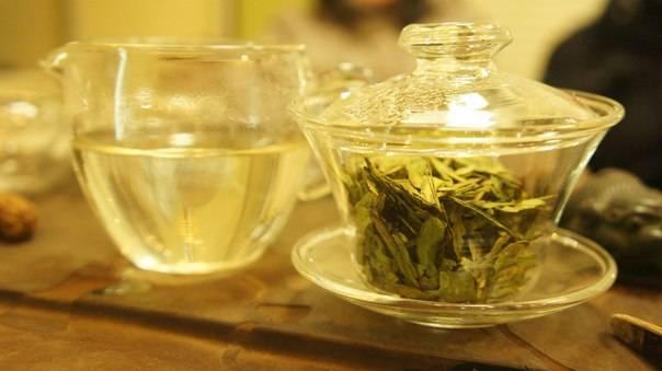 Чай улун (оолонг)