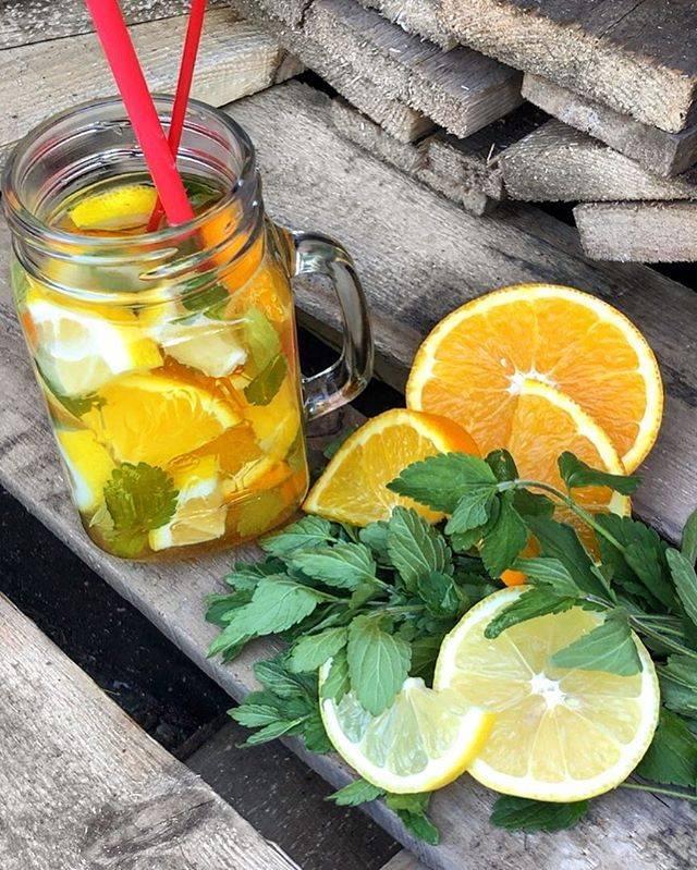 Популярные рецепты чая с апельсином