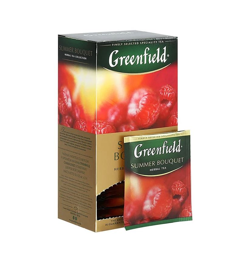 Чай greenfield отзывы
