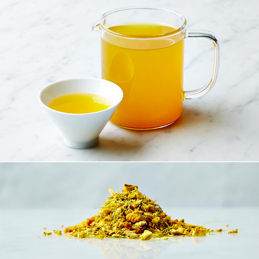 Рецепты чая с куркумой