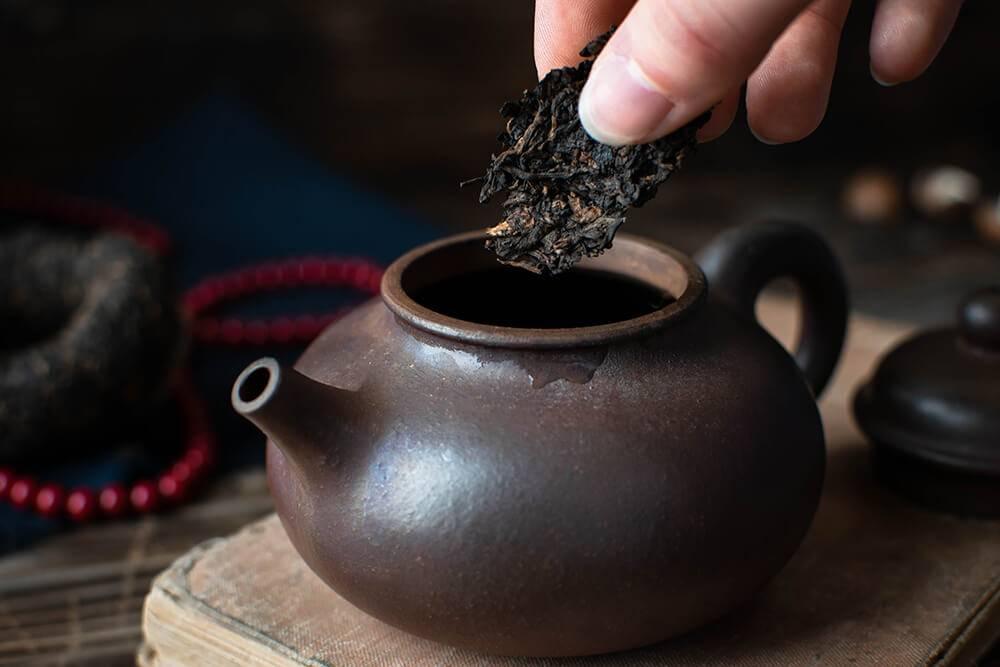 Liferama: как правильно заваривать чай пуэр или так, что бы вставило и перло .