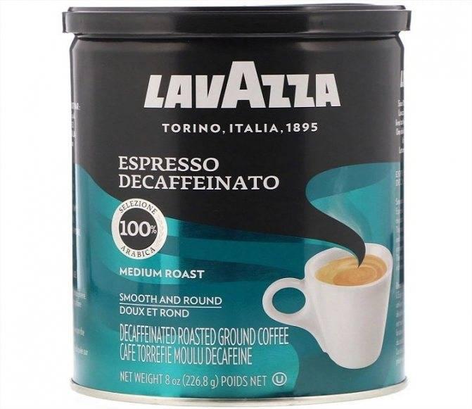 Кофе без кофеина: польза и вред