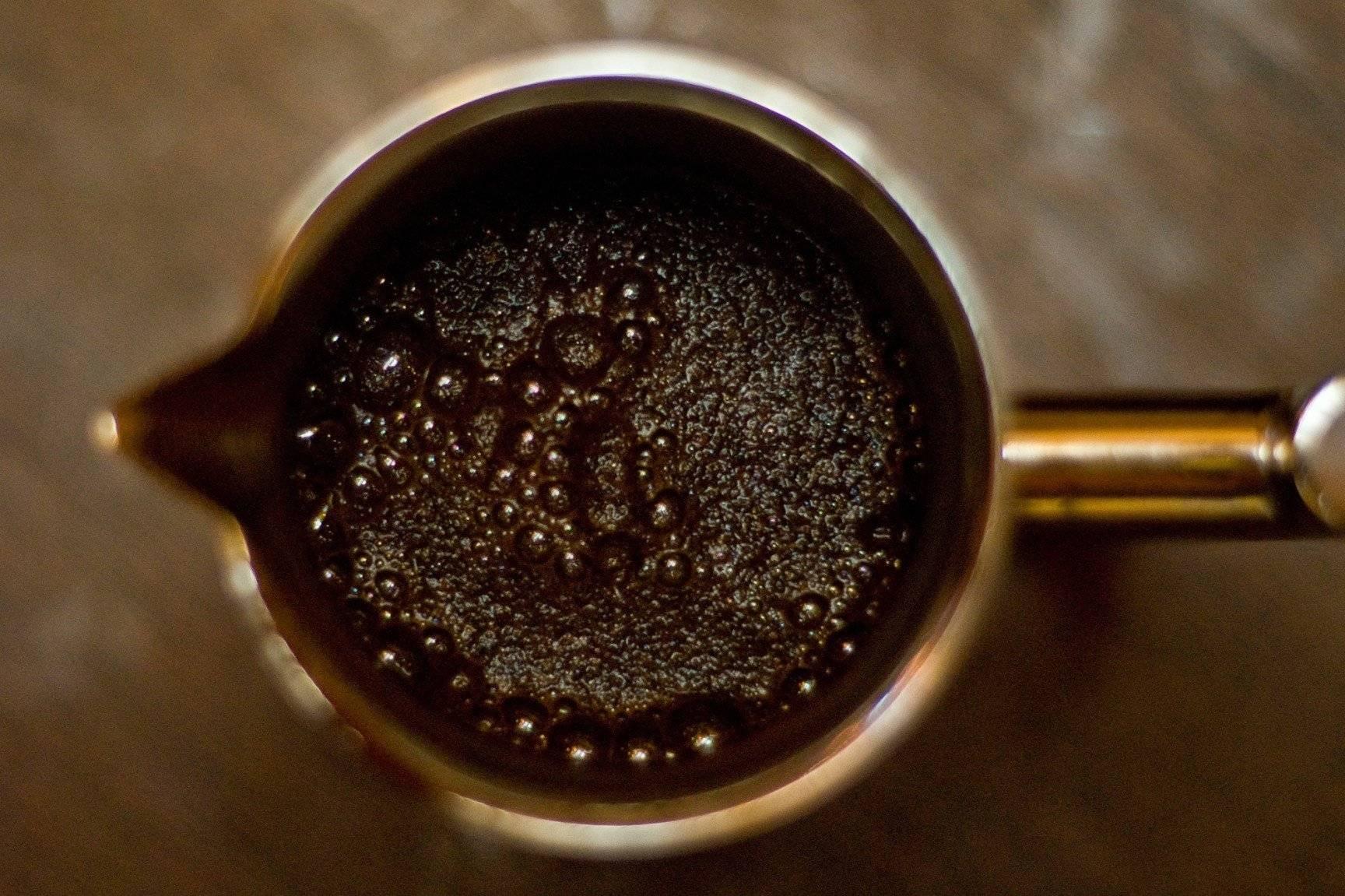 Топ-7 лучших турок для кофе: как сварить, отзывы
