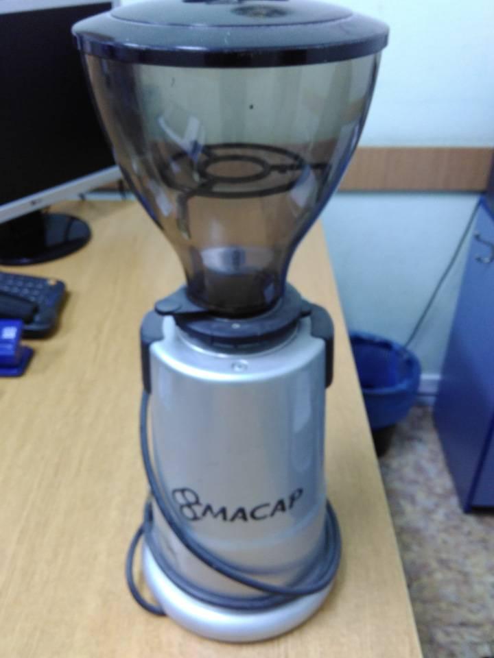 Кофемолки macap - серии mc, mx, m