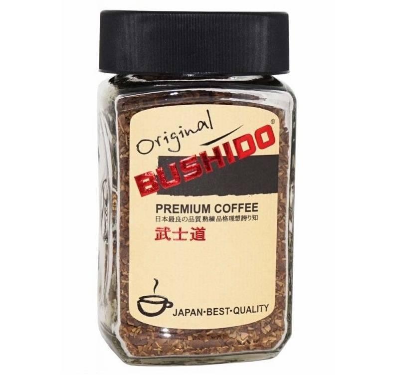 Виды и описание кофе бушидо