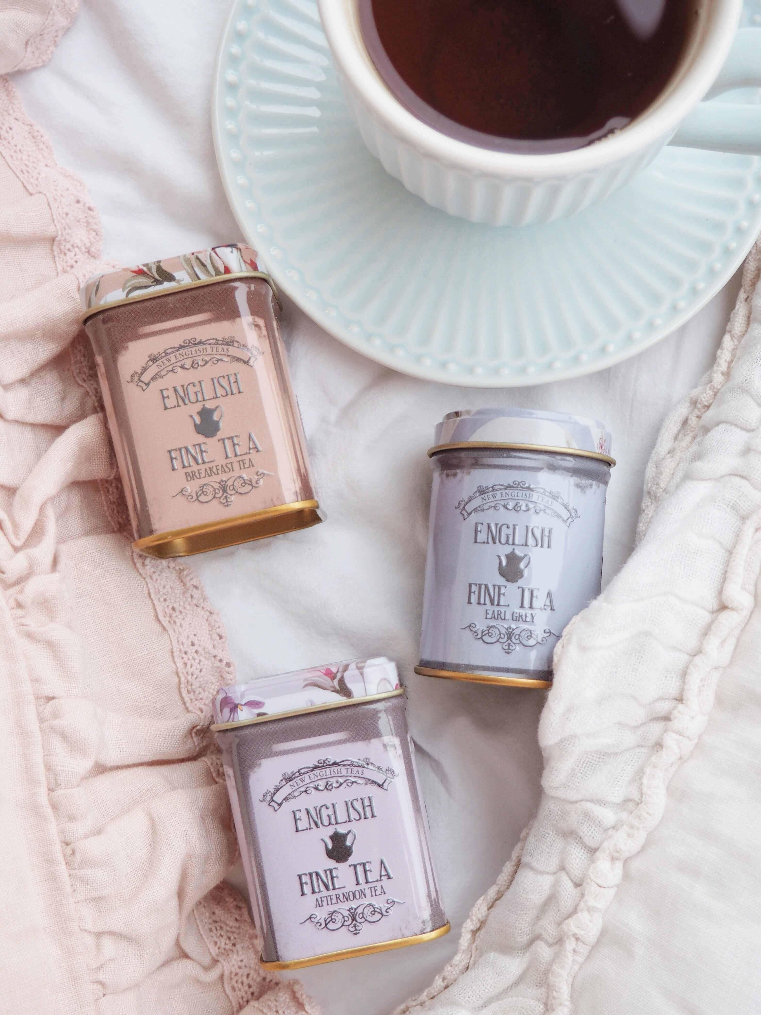 Традиционный английский чай
