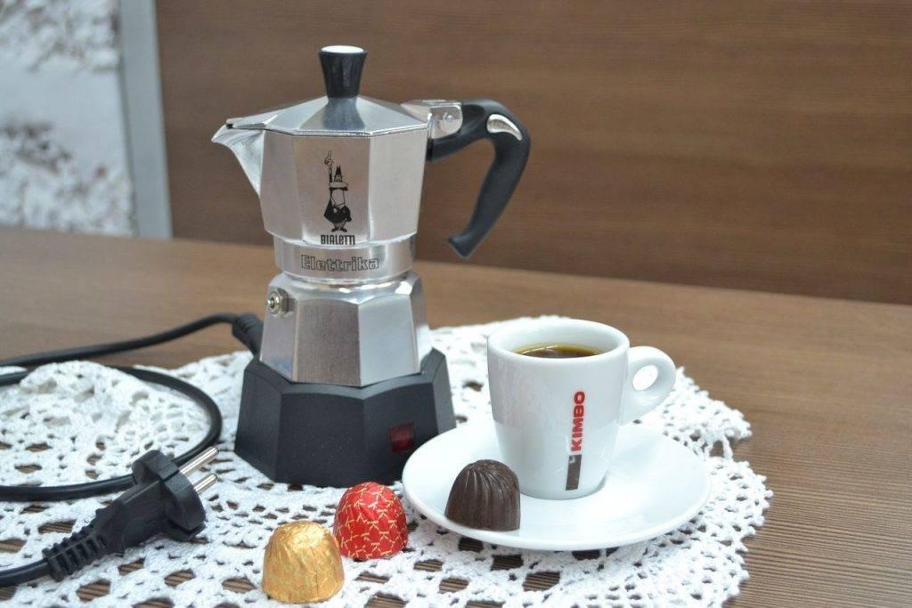 Плюсы и минусы гейзерной кофеварки