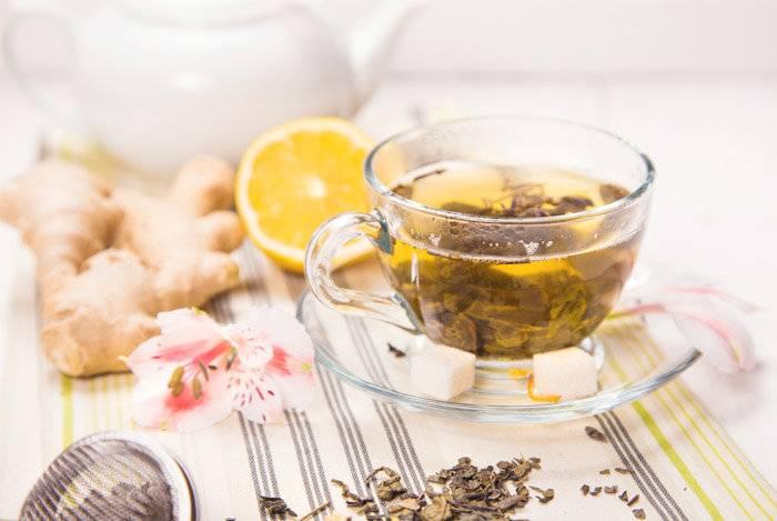Как заварить порцию здоровья, или целебные напитки из имбиря